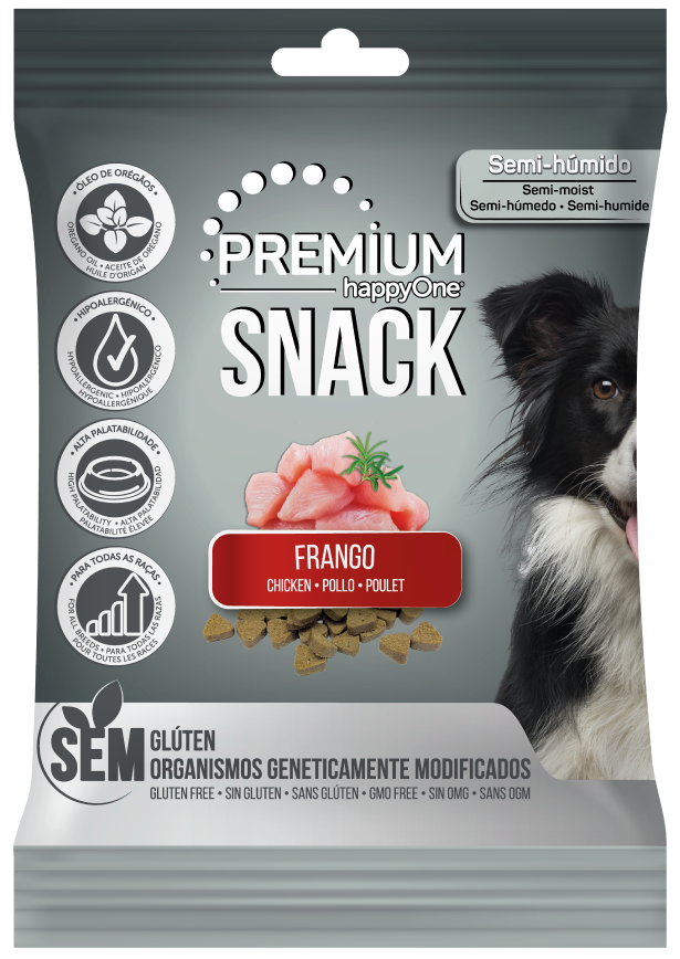 HappyOne Premium Snack Chicken 100 g
